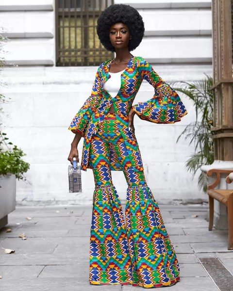 Exquisite Ankara Styles: Featuring Christiana Kayode, Amanda Dara, Nab Zenab & More 1