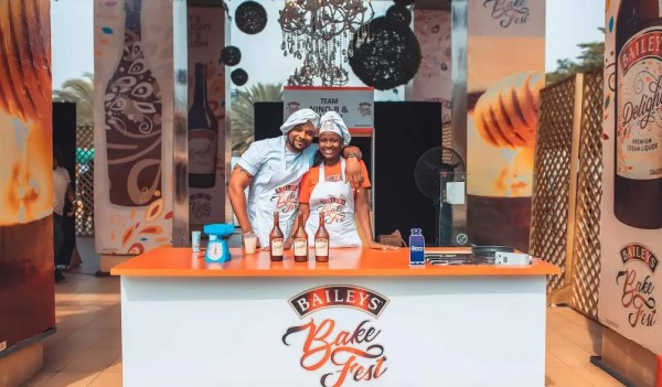BAILEYS BAKEFEST 3: TEAM TIMIKOKS WINS BATTLE OF THE SWEET AND THE SAVOURY 3