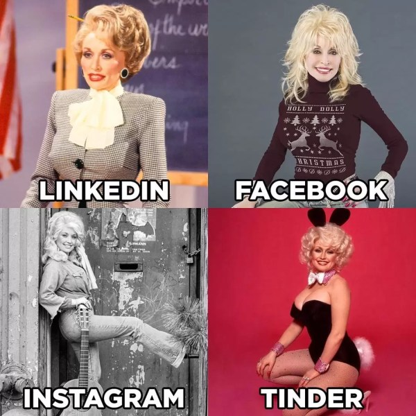 Dolly Parton Starts a #socialchallenge