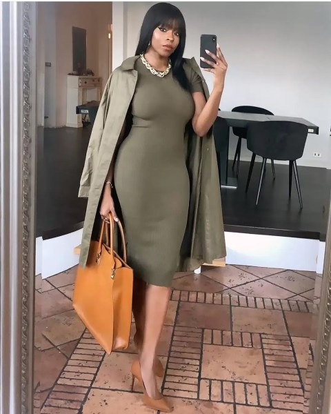 9 to 5 Chic: Dress Up Your Week 1