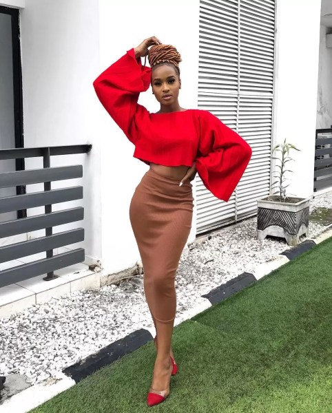 Style Q&A of Fashion, Beauty and Lifestyle Influencer Frances Theodore
