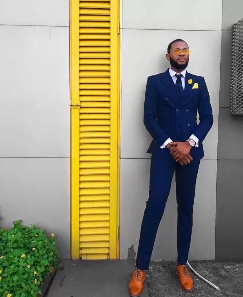 Style Q&A of Kelvin Audu