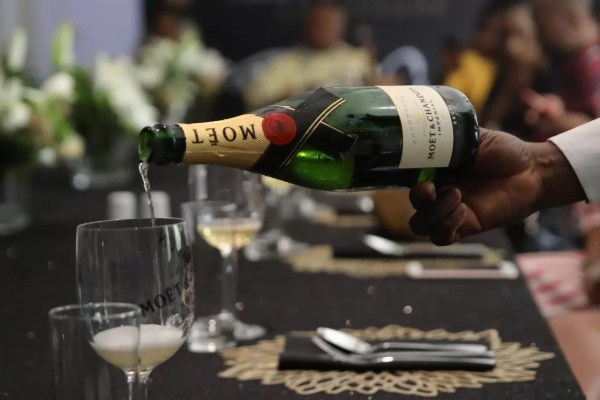 Moët & Chandon Film Gala Returns for its Second Year  Celebrating its 90th Year in Cinema, the champagne of cinema will host stars to a night of arts, glamour and exquisite dining. 1