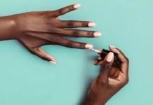 DIY Paint Your Natural Nails.