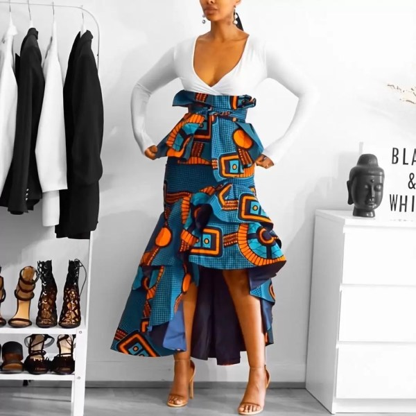 Exquisite Ankara Styles: Featuring  Angel Obasi
