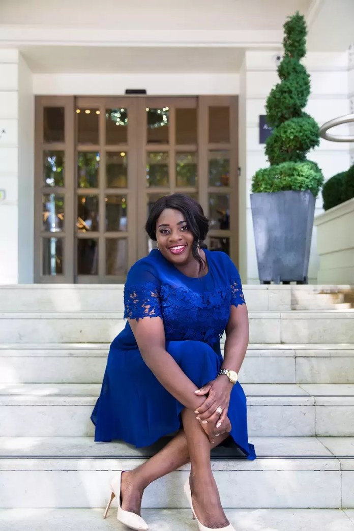 Women Who Inspire : Oluseyi Oyedeji Talks Pain, Mental Health, Restored By Grace and Her New Book, Unashamed 1