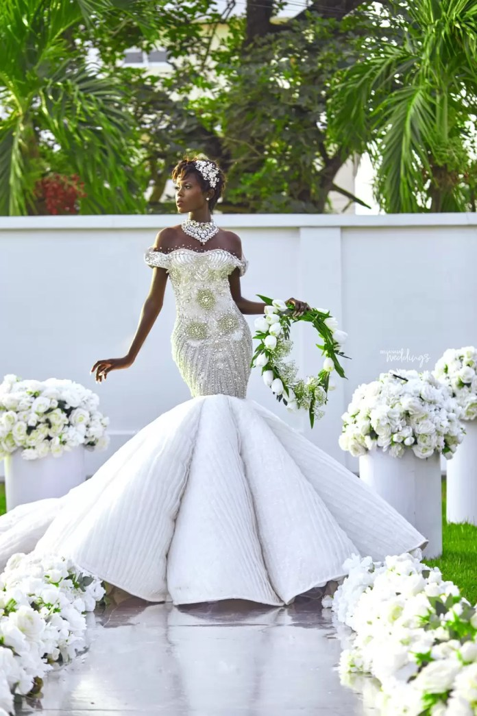 The Utopian Collection by Ghanaian Designer, Sima Brew 7
