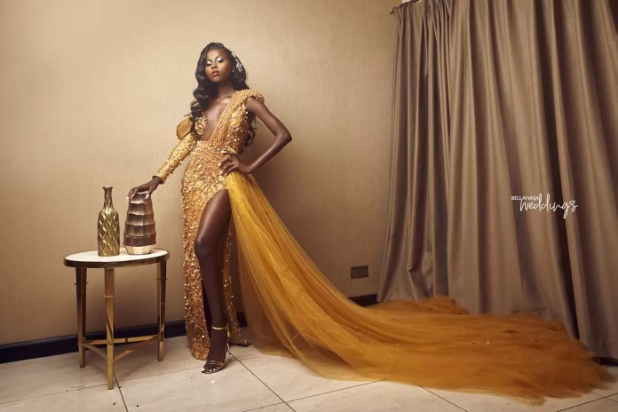 The Utopian Collection by Ghanaian Designer, Sima Brew 8