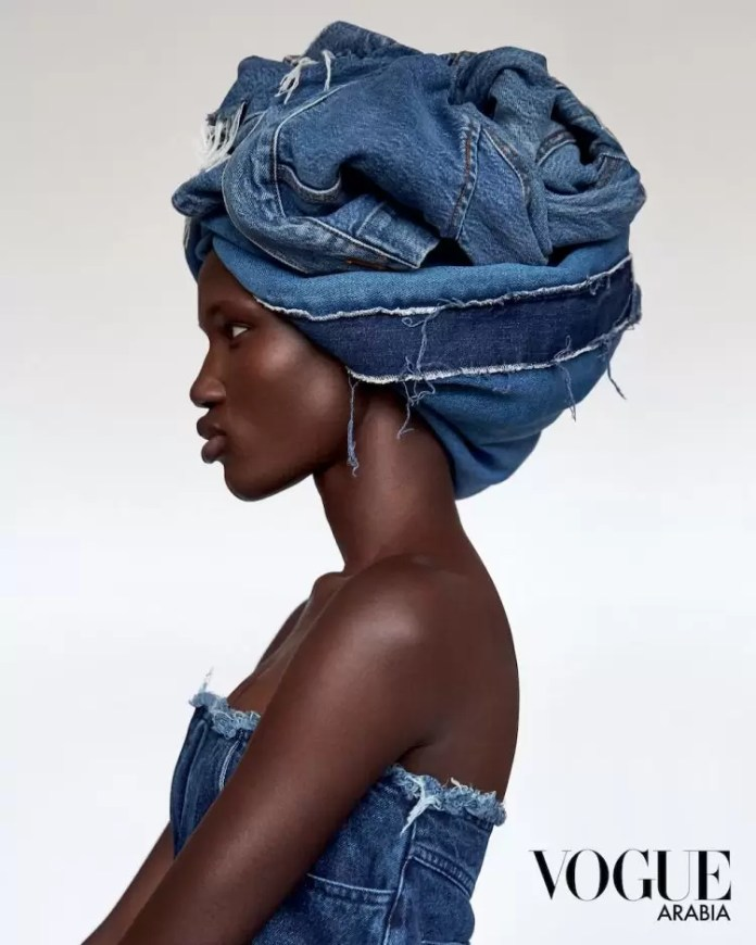Meet The Fresh Faced South Sudanese Model Eman Deng On The Rise! 1