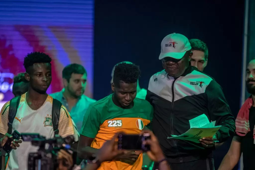 Feet 'N' Tricks International, Africa's Largest Promoter Of Freestyle Football Unveils Freestyle Africa Unlocked 2020 Championships