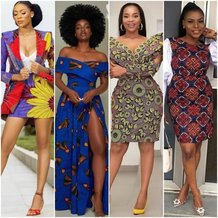 Ankara Styles For Women To Inspire You This Weekend 1
