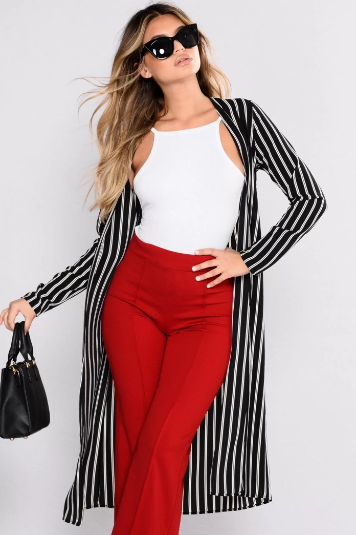 1 Shirt 5 Styles: Adrienne Houghton Shows Us How To Rock The White Shirt Style 2