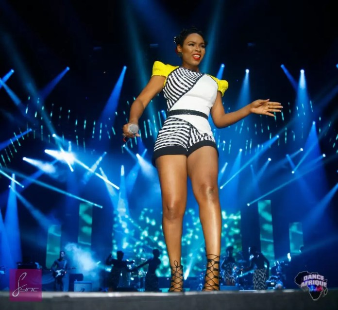 Yemi Alade Performance