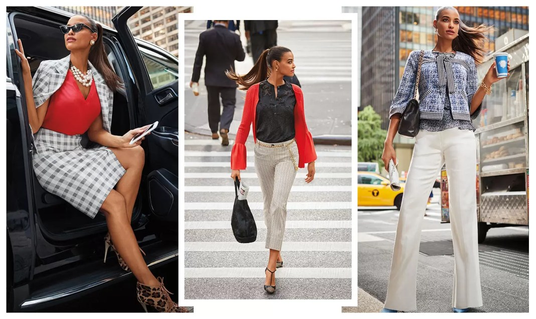 Classy and chic style