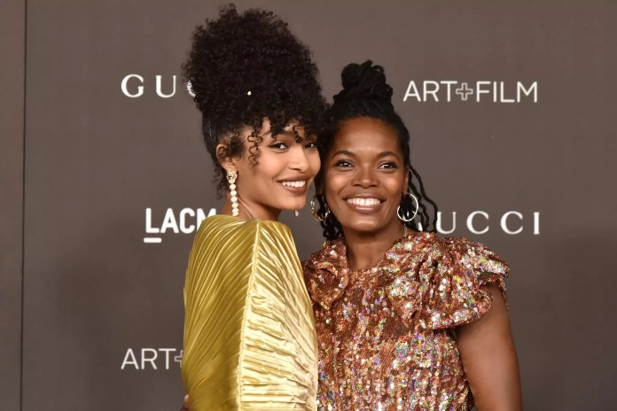 yara shahidi and mum