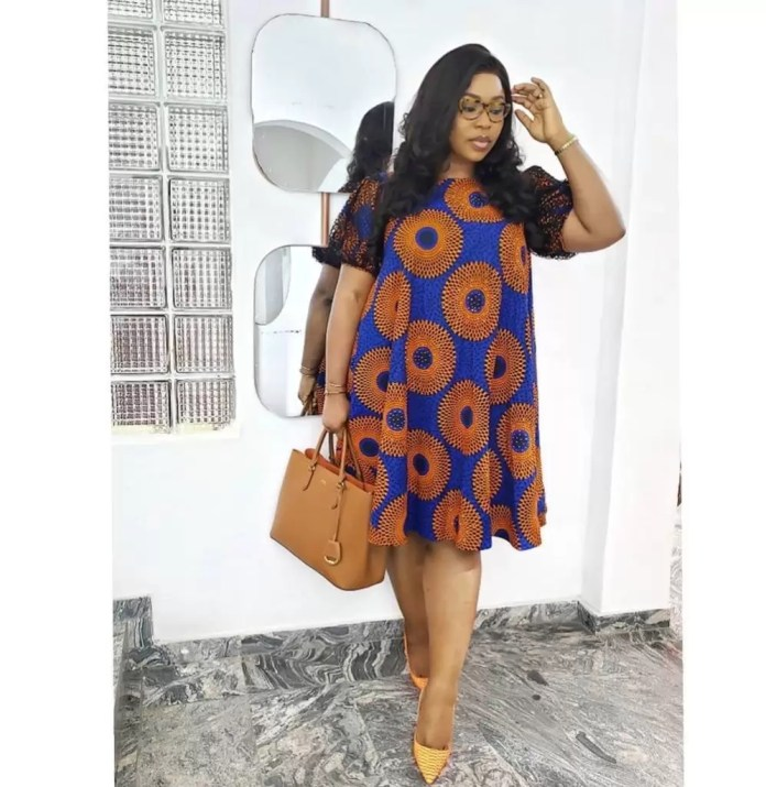 Casual Ankara Styles You Can Rock This Weekend 5