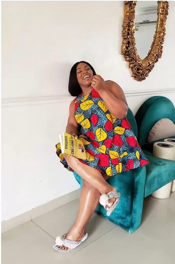 Casual Ankara Styles You Can Rock This Weekend 3