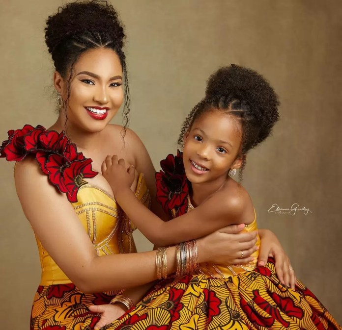 Anna Banner And Her Daughter Are All Glammed Up As She Turns Five Today 2