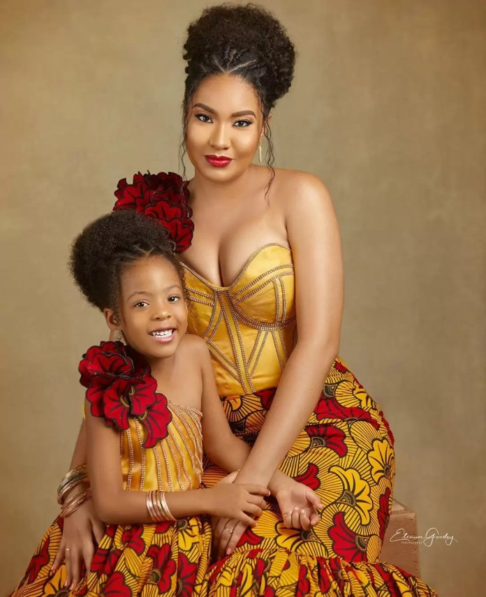 Anna Banner And Her Daughter Are All Glammed Up As She Turns Five Today 3