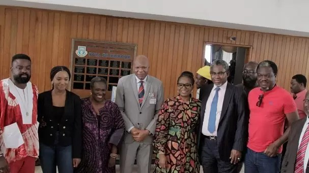 Ibukun Awosika, Firstbank's Chairman Stars In Citation – A Movie That Gives Voice To Victims Of Sexual Harrassment 5