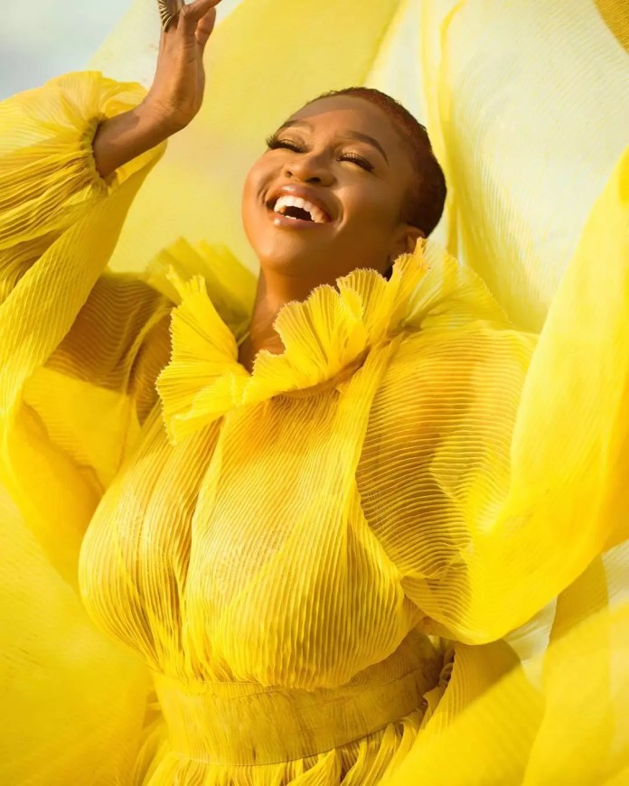 Waje Is A Ray Of Sunshine As She Turns 40 Today 1