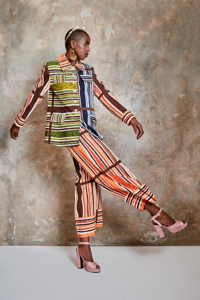 This Duro Olowu SS21 Collection Speaks To Both Our Eyes And Mind 6