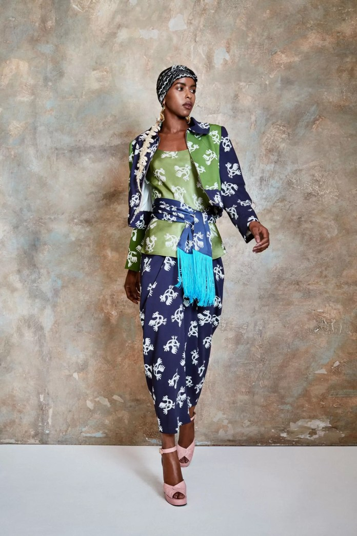 This Duro Olowu SS21 Collection Speaks To Both Our Eyes And Mind 1