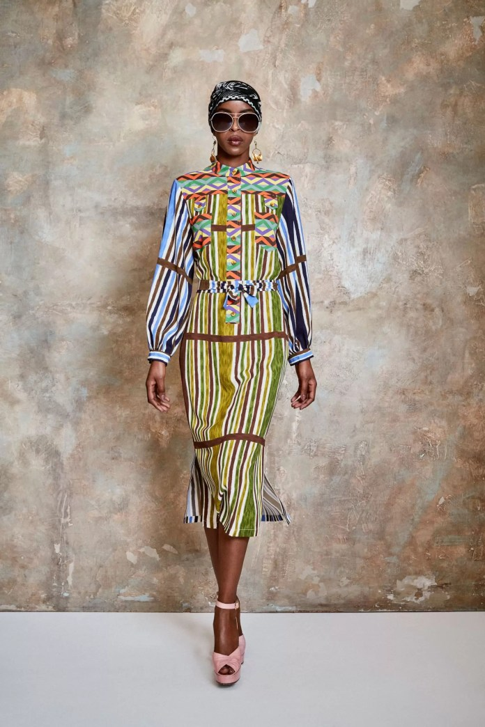 This Duro Olowu SS21 Collection Speaks To Both Our Eyes And Mind 3