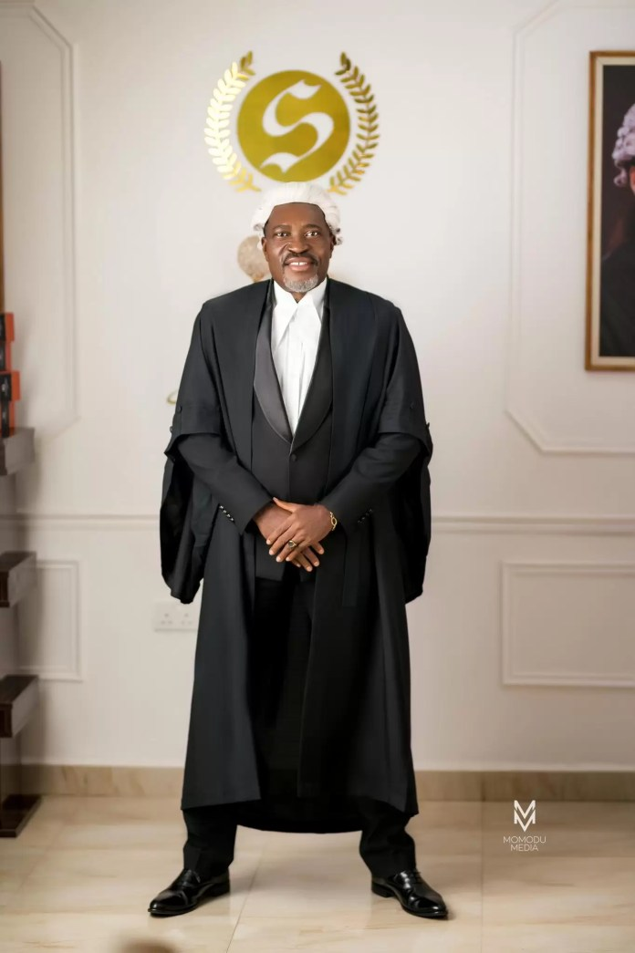 Kanayo O. Kanayo Is The Latest Member Of The Nigerian Bar Association 3
