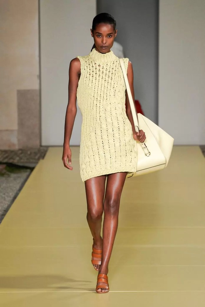 Peep Some Of  Our Fave Looks From Milan Fashion Week Spring 2021 12