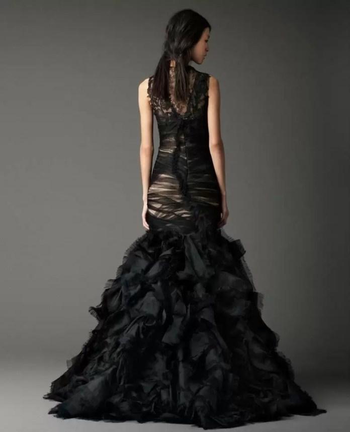 Black Wedding Dresses | EM Lookbook 1