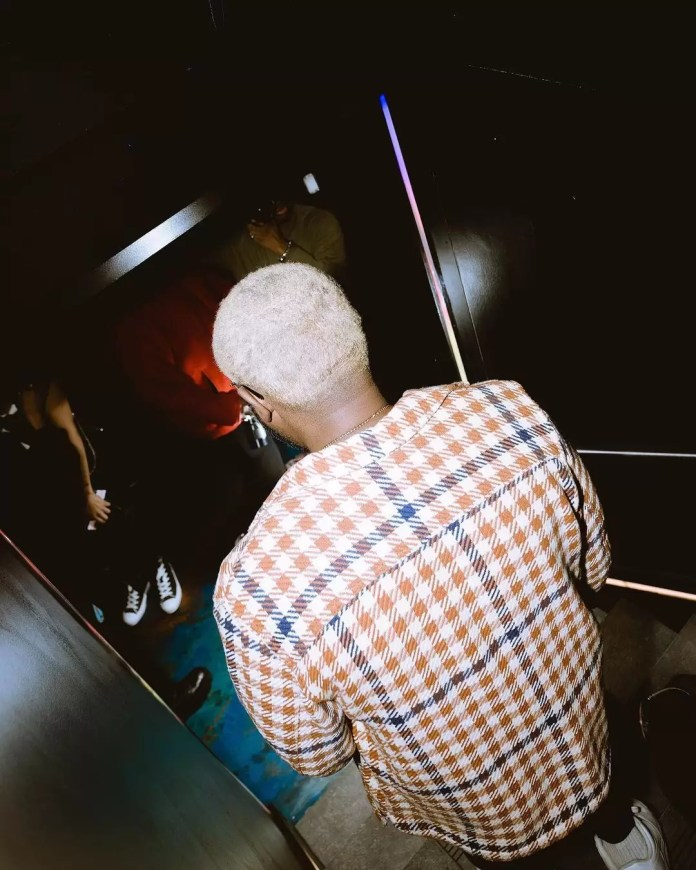 Don't Miss These Pics From Wizkid's Album Listening Party In London 5