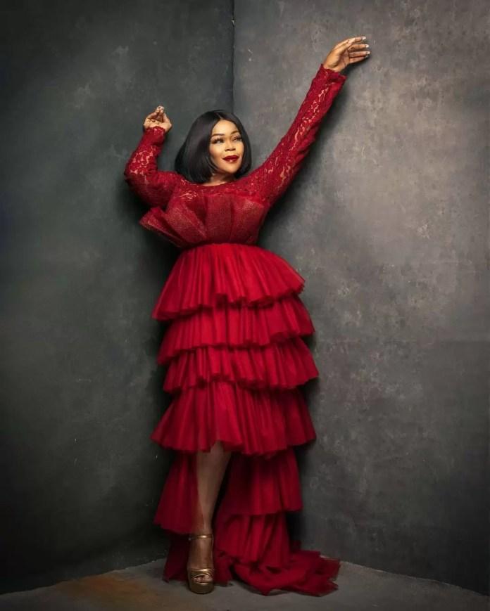 Constance Walter Has Christmas In Mind With Its 'Romantic Noire Collection' Featuring Shaffy Bello 4