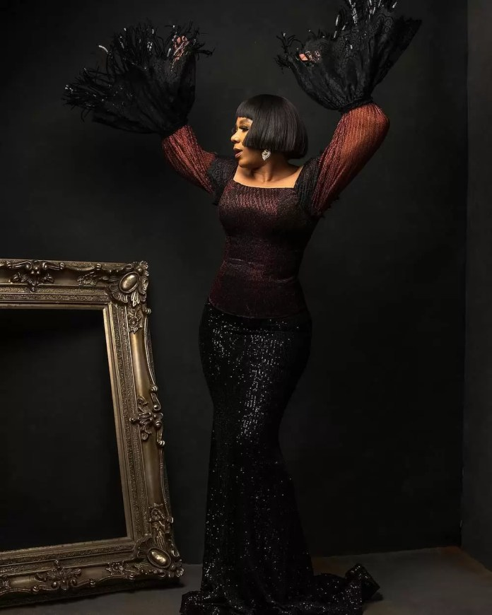 Constance Walter Has Christmas In Mind With Its 'Romantic Noire Collection' Featuring Shaffy Bello 2