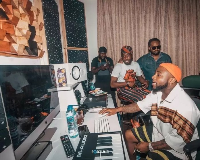 Here's What We Know About Davido and Timi Dakolo Teaming Up With Cobhams Asaquo 2