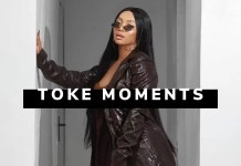 Toke Makinwa first 10 million
