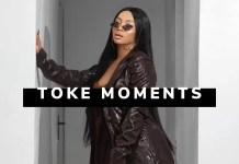 Toke Makinwa first 10 million