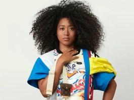 Naomi Osaka Louis Vuitton