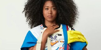 Naomi Osaka Louis Vuitton