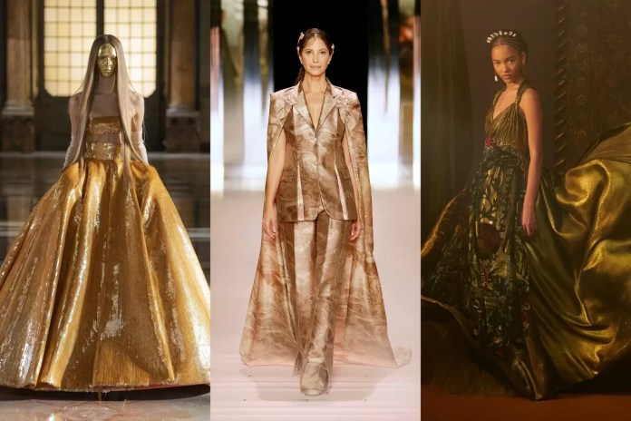 5 Major Fashion Moments To Remember From The SS21 Couture Fashion Week 3