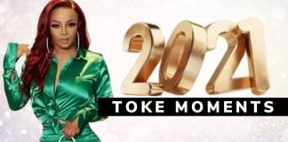 toke makinwa's new year