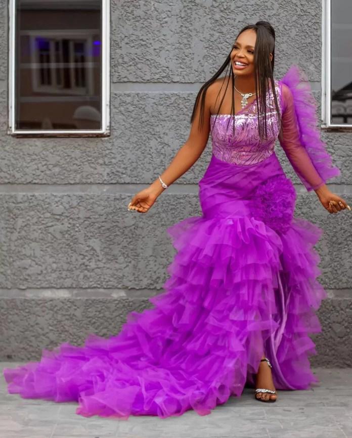 Bbnaija Kaisha Celebrates 25th Birthday With Stunning Photos 1