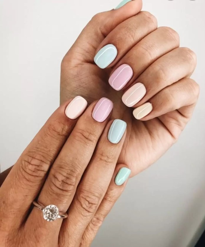 How To Get Your Pastel Nails Done In 5 Easy Steps 1