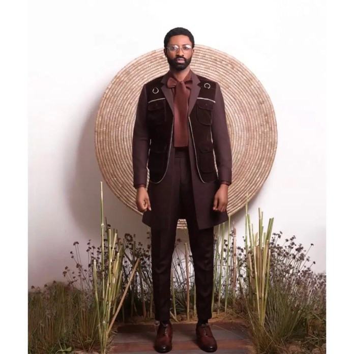 Ric Hassani Partner PatrickSlim For New Fashion Collection
