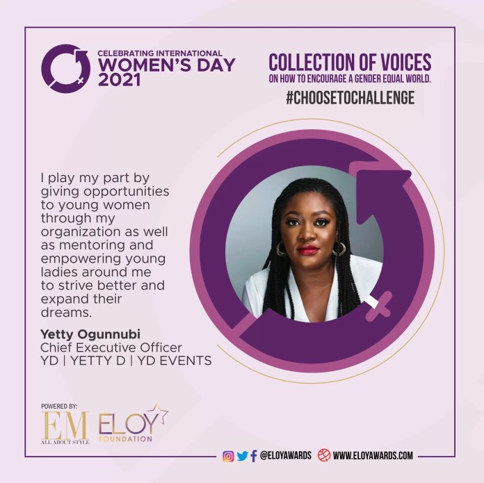 How Exquisite Ladies Are Celebrating International Women's Day 2021 11