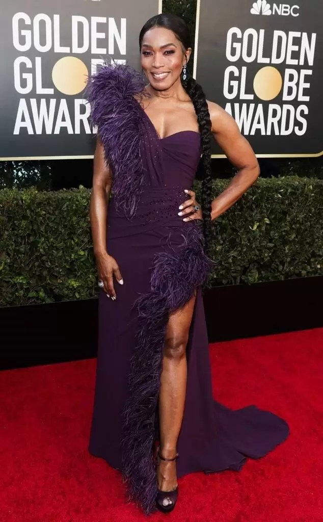 Golden Globe 2021 : See the Stars in All Their Glory 1