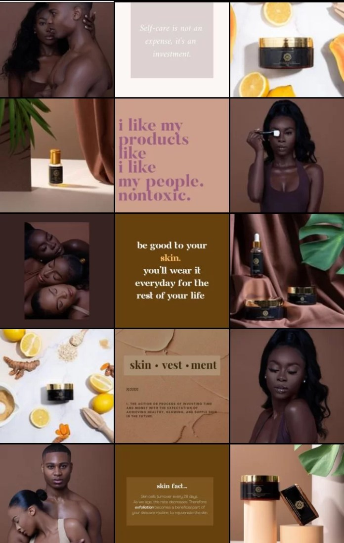 EM Small Businesses To Watch - The Black Skin Bible