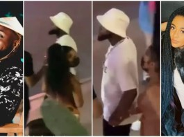 """""""Assurance"""" Seems To Be In Doubt As """"Davido And Mya Yafai Spotted Together"""