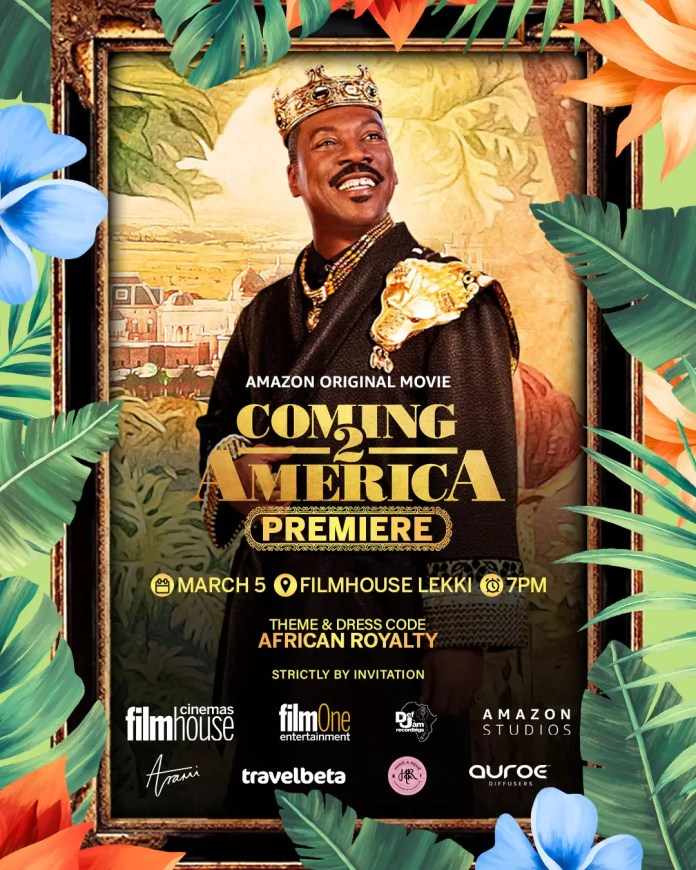 Coming 2 America Trailer Premieres On 5th Of March 2021 1