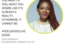 Live Internationally with Tewa: Feel Good To Live Good